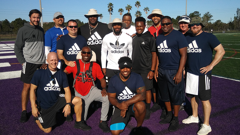 Coaches | Rivals 3 Stripe Camp: Orlando FL | Priest Holmes Blogs | Priest Holmes Media